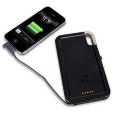 Mac InCharge Boost, Polimeri di litio (LiPo) , Nero, Telefono cellulare, MP3, Micro-USB, Status