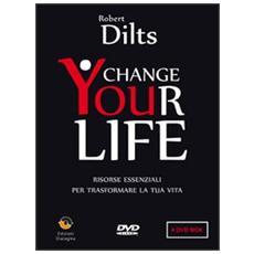 Change your life. Risorse essenziali per trasformare la tua vita. DVD
