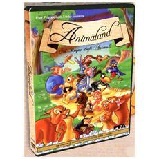 Dvd Animaland - Il Regno Degli Animali