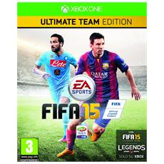 XONE - Fifa 15 Ultimate Team Edition