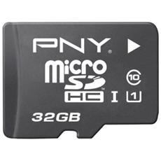 MicroSDHC 32 GB Elite Performance 100 MB / s Lettura / 30 MB / s Scrittura Class 10