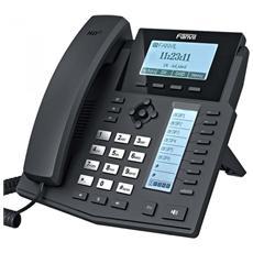 X5 telefono VoIP con 40 tasti LCD