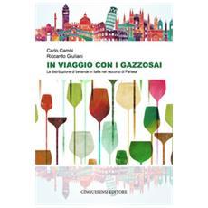 In viaggio con i gazzosai. La distribuzione di bevande in Italia nel racconto di Partesa