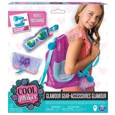 Kit Tessuti e Accessori Cool Maker