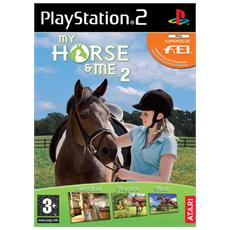 PS2 - My Horse & Me 2