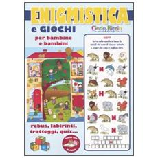 Enigmistica e giochi per bambine e bambini