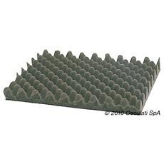 Pannello fonoassorbente poliuretano 100x200 cm