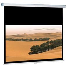 Schermo per Proiezione a Parete Bianco e Nero 24.4 x 21.5 cm AMLI143884