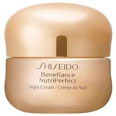 Benefiance Nutriperfect Night Cream crema notte anti eta 50 ml