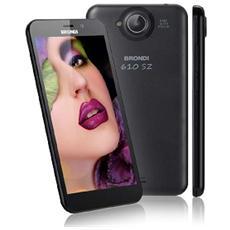 "610 SZ Nero 8 GB Dual Sim Display 5"" Slot Micro SD Fotocamera 5 Mpx Android Italia"