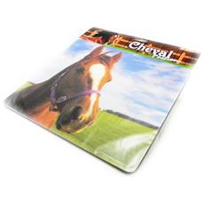 mouse pad 'passion chevaux' - [ i6948]