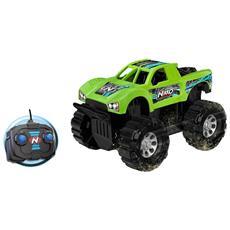 Macchinina Radio Comandata Title Truck Verde 1:24 94207