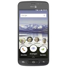 """8040 Grigio 16 GB 4G / LTE Display 5"""" HD Slot Micro SD Fotocamera 8 Mpx Android Italia"""