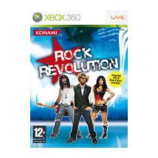 X360 - Rock Revolution