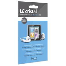 be. ez LECristal iPod Nano - film di protezione per iPod Nano 6G (3Pz)