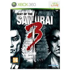 X360 - Way of The Samurai 3
