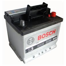 Batteria Auto 12 V, Serie S3 Silver S3002 45ah Dx