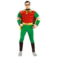 costume robin batman m con muscoli