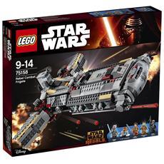 75158 Star Wars: Fregata da Combattimento Ribelle