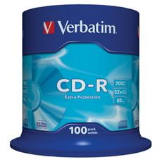 CD-R Datalife 48x 700MB 100pz Spindle Retail Extra Protect