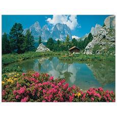 Puzzle Passo di Sella Dolomiti 3000 pz 121x 80 cm 17024