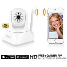 EWENT - Telecamera IP CAM PAN / TILT e-CamView HD