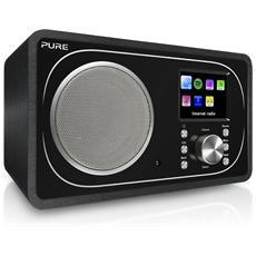 """Vl62865-radio Mono / Stereo Dab / Dab+ / Fm / Rds-radio Evoke F3 Fm / Dab+ Btwifi Disp. 2.4"""" Nera"""