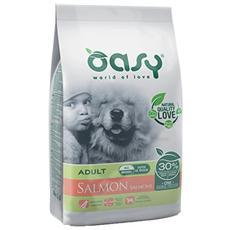 Cibo per cani Monoproteico Adult Salmone 2,5 Kg