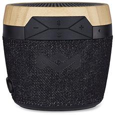 Speaker Audio Portatile Chant Mini Black Potenza 3 W Bluetooth - Nero