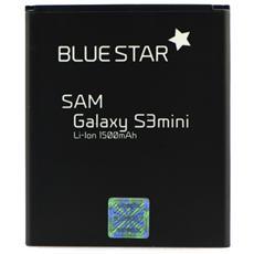 Batteria Samsung Galaxy S3 Mini (i8190) 1500m / ah Li-ion (bs) Premium