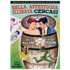 Dvd Bella, Affettuosa, Illibata Cercasi