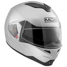 Md200 Solid Casco Modulare Taglia Xs