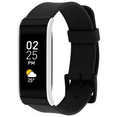 Zefit 4 Tracker Activity Smartwatch Bluetooth Nero