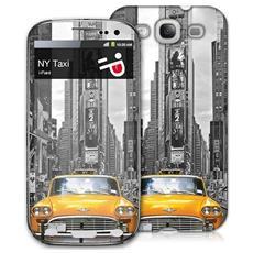NY Taxi Case+Skin Cover Multicolore