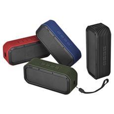Voombox Outdoor, Stereo, Senza fili, Batteria, Bluetooth, Universale, Nero, Verde