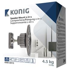 König KNM-SM10, Metallo