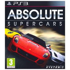 PS3 - Absolute Supercars