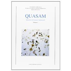 Quasam. Quaderni di scienze ambientali. Vol. 1