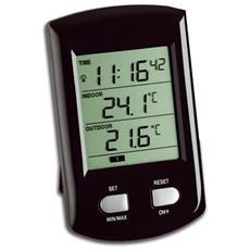 Termometro Digitale per il Monitoraggio della Temperatura Interna e Esterna Wi-Fi 30.3034.01