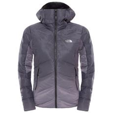NORTH FACE - Giacca Donna Fuseform Hooded Down Nero Grigio S 59942802a371