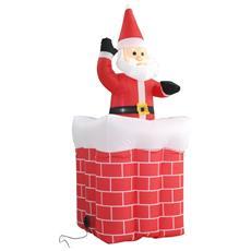 24x10x10 cm Polistirolo Multicolore Galileo Casa 2408978 Palla di Natale LED Assortita