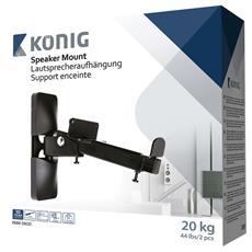 König KNM-SM20, Metallo