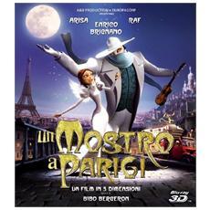 Brd Mostro A Parigi (un) (2d+3. D)