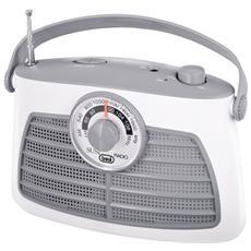 Ra 763v - Radio Portatile Vintage 2 Bande