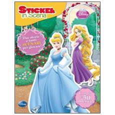 Disney Principesse (Sticker In Scena)