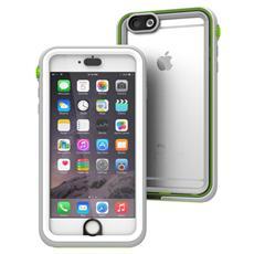 Cover Waterproof Impermeabile Antiurto per iPhone 6 Plus - Verde Pop