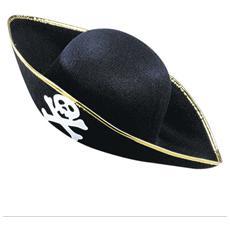 Cappello Pirata Feltro