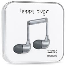 Auricolari In-Ear con Microfono Cablato HP-7834 Colore Grigio