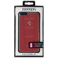 Custodia Rigida per iPhone 6 Plus / 6S Plus - Rosso