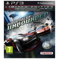 PS3 - Ridge Racer Unbounded Limited Edition